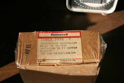 Honeywell T991A 2036 Temperature Controller 55 to 175F New in Box