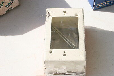 1 Wiremold Extra Deep Receptacle  Switch Device Box V5744