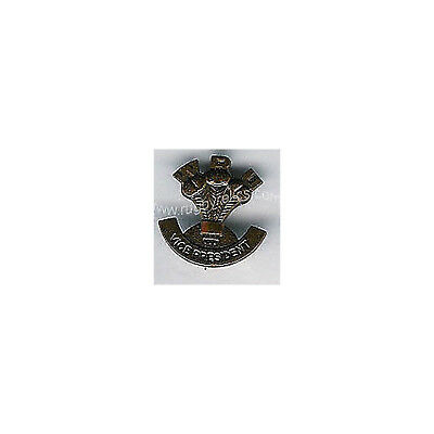 Welsh Rugby Union Vice President Pin Badge Clasp Fixing - Im Evans Collection