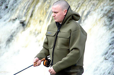 Waterproof Pvc Chest Waders And Wading Jacket Sea Coarse Or Game Fishing