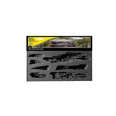 NEW Woodland Scenics Rock Mold Shelf Rock C1247