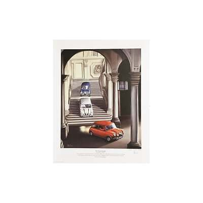Mini Italian Job The Great Escape by Robert Tomlin LTD EDITION