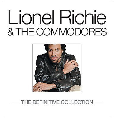 Lionel Richie (New 2 Cd Set) Definitive Collection / Greatest Hits Very Best Of