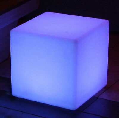 """Main Access 8"""" Pool Spa Waterproof Color Changing Patio Floating LED Light Cube"""