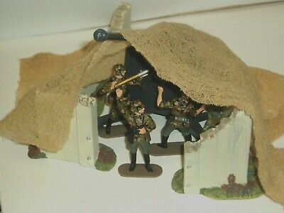 A4 Size Piece Of Desert Camouflage Netting For Model Scenes & Dioramas See Pics