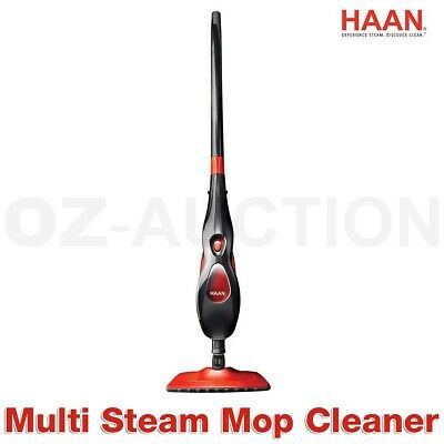 Multi Purpose Premium Haan Hanheld Steam Steamer Cleaner Mop Floor SI-A70 Carpet