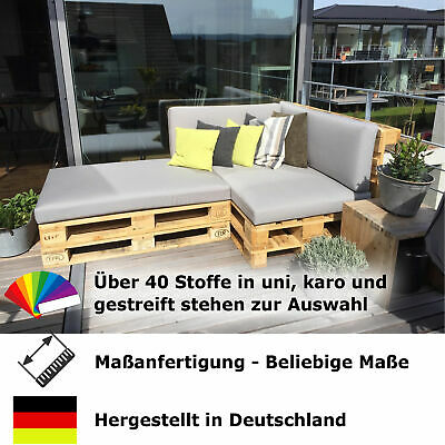 polster f r gartenlounge loungepolster nach ma outdoor stoff nach wunsch. Black Bedroom Furniture Sets. Home Design Ideas