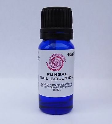 Anti Fungal Nail Treatment; 10ml 100% Essential Oils blend