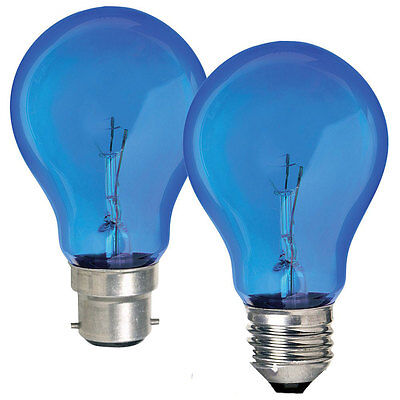 Craftlight 60w or 100w GLS Blue Light Bulb for Natural Daylight in B22 or E27