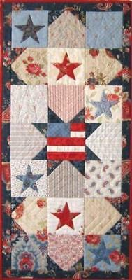 Let Freedom Ring Pattern, Bloom Creek Make-in-a-Day Charm Project