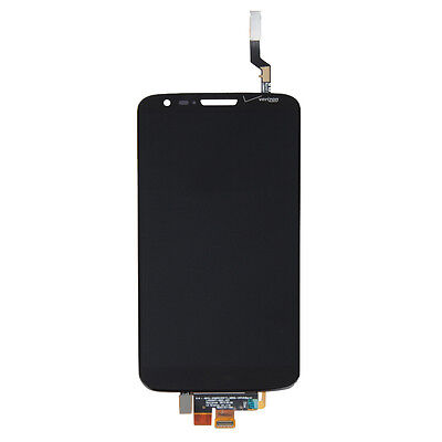 Black For LG Optimus G2 LS980 VS980 LCD Display Touch Screen Digitizer Assembly