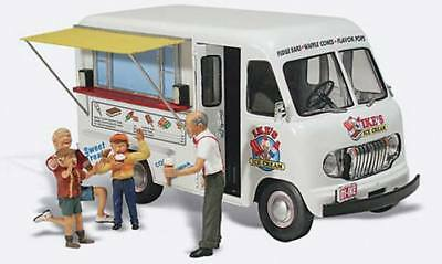 NEW Woodland Scenics Ike s Ice Cream Truck N AS5338