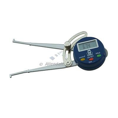 """Fractional Spring Loaded Inside Caliper 12.7- 150mm 6"""" Digital Moore and Wright"""