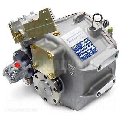 ZF 220 2.5:1 Marine Boat Transmission Gearbox IRM 220PL 3205002009