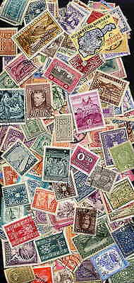 Fine Collection Of Austria - 500 Different Stamps - No Duplicates!