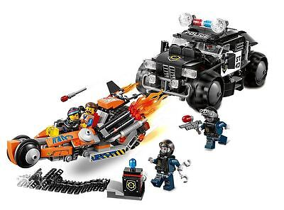THE LEGO® MOVIE™  Super Cycle Chase Playset w/ Five Minifigures | 70808
