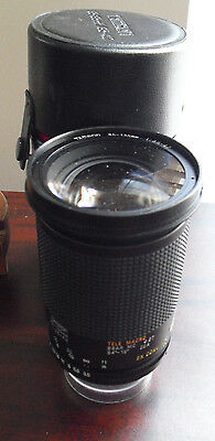 BIG Camera Telephoto Lens Tamron 35-135 mm 3.5-4.2 Japan Made
