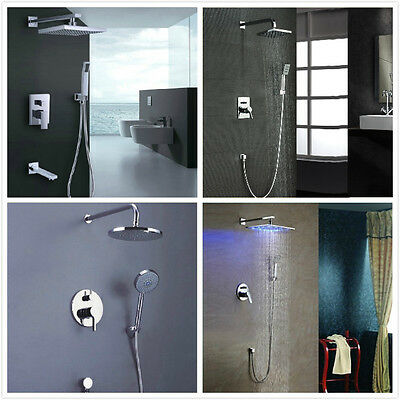 duschset unterputz dusche komplett duschkopf armatur brause regendusche jandia1. Black Bedroom Furniture Sets. Home Design Ideas