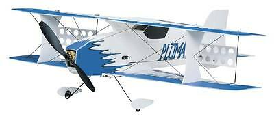 NEW Great Planes Pluma Indoor/Outdoor 3D EP ARF 32.5  GPMA1130