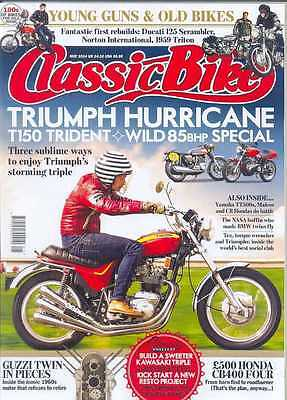 CLASSIC BIKE-May 2014- (NEW)*Post Included To UK/Europe/USA/Canada