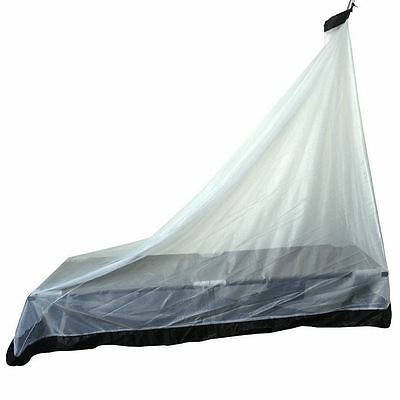 Gelert Single Mosquito Net Lightweight Durable Protection Travel Accessory
