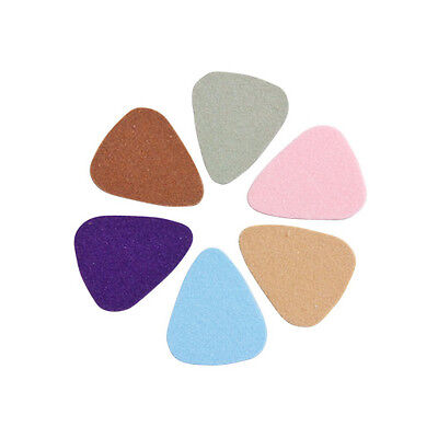 Pack of 6 Feltrums / Picks / Felt Plectrums for Ukulele / Uke