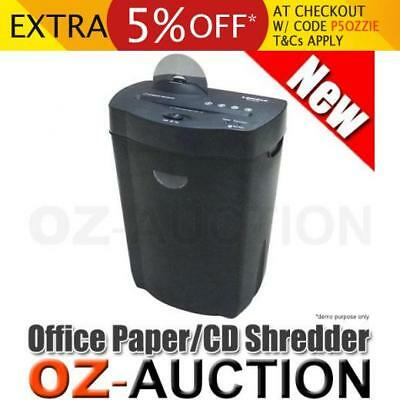 Paper Shredder 10 Page Office Appliance