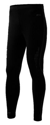 Pro Touch Herren Laufhose Long Tight Ernesto schwarz