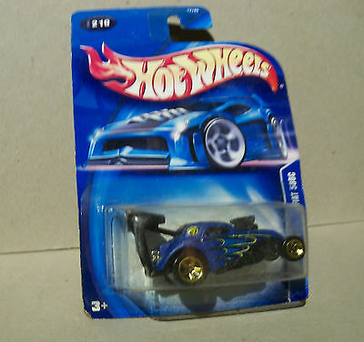 HOT WHEELS FIAT 500C 2003 COLLECTOR #219