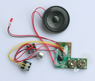 10 Sec Sound Voice Recordable Module for Greeting Card