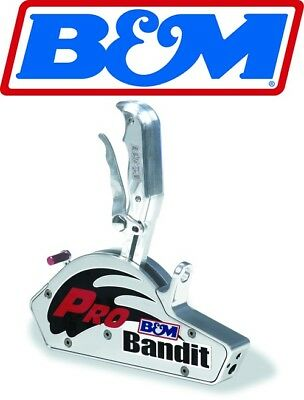 B&M 81045 Magnum Grip Pro Bandit Gated Drag Race Shifter 2 Speed Powerglide
