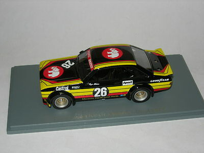 """Neo Scale Model 1:43 45231 Ford Escort Rs #26 Gt.2 """"Mampe"""" DRM 1977 NEW"""