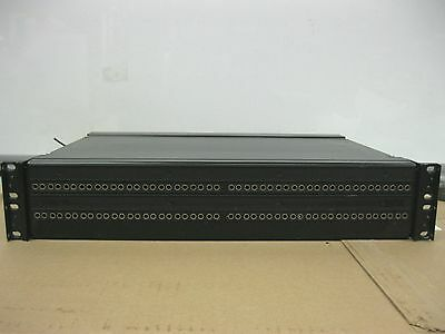 ADC PPB-3-14MKIIHN AUDIO PATCH BAY 96 POINT TT USED Half Punched