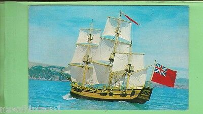 #c. Shipping  Card, The Endeavour