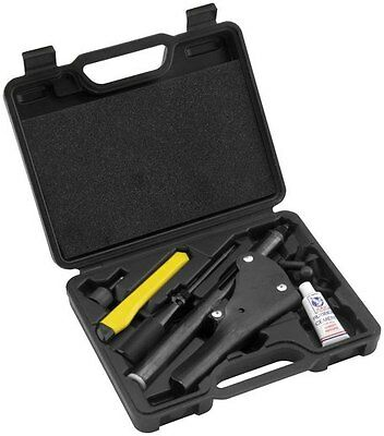 Bikemaster Complete Tire Repair Kit With Carrying Case