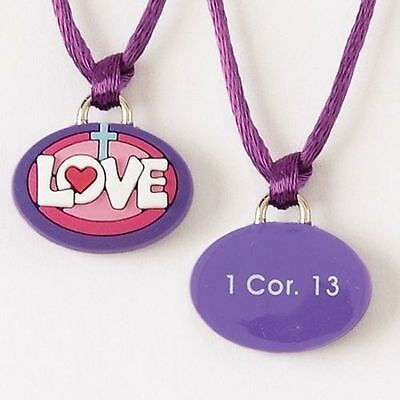 Rubber Necklace, Love