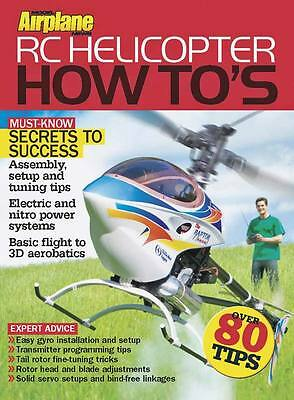 NEW Model Airplane News R/C Helicopter How To s 2039