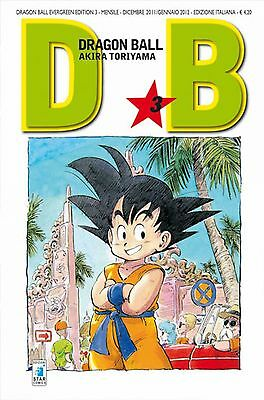 DRAGON BALL EVERGREEN EDITION da 1 a 42 completa ed. star comics manga
