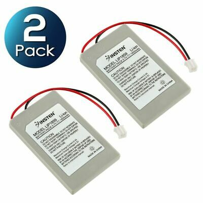 2X 3.7V 1800mAh Battery Pack For Sony PS3 Controller