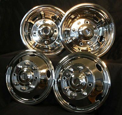 99 00 01 02 03 04 Ford F53 rv Wheel simulators hubcaps