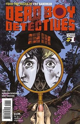 Dead Boy Detectives #1 (NM)`14 Litt/ Buckingham