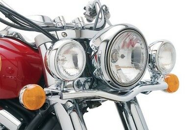 Cobra Light Bar Chrome For Kawasaki Vulcan 1600 Nomad 05-08