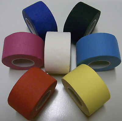 Cloth Tape Hockey Stick Care Single Roll [various colours]