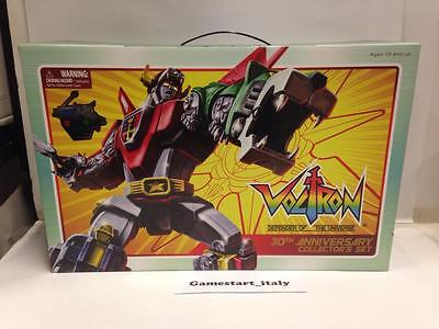 Voltron 30Th Anniversary Defender Of The Universe New Robot Action Figure