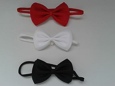 Bow Tie With Adjustable Clip For Wedding And Fancy Dress Parties