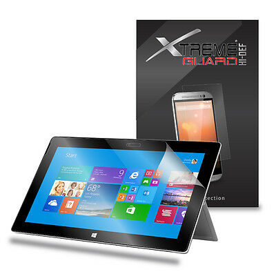 6-Pack HD XtremeGuard HI-DEF Screen Protector Cover For Microsoft Surface Pro 3