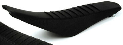 FLU Designs Pleated Seat Cover Black For KTM EXC SX