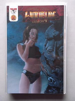 Witchblade - Demon #1 DF Exclusive Cover B Ltd. To 5000 With COA