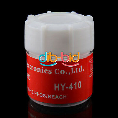 Portable 10G Thermal Grease Heatsink Compound Paste CPU VGA