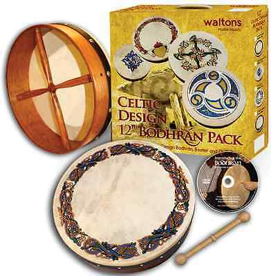 """12"""" Waltons Celtic Animals Players Pack (10AWAL-P1939)"""